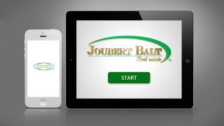Joubert Balt Real Estate Mobile App