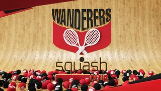 Wanderers Squash Club Digital Signage