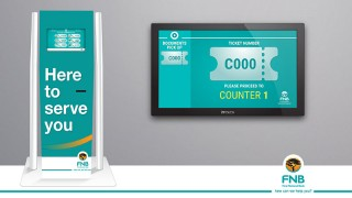FNB Queue Management Solutions